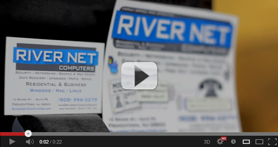 RiverNet Computers…the Movie