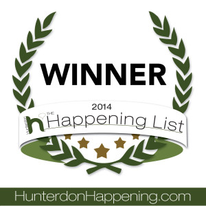 Hunterdon Happening Award Winner