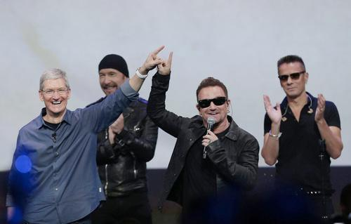 Apple Built a Tool to Remove That U2 Album from Your iPhone