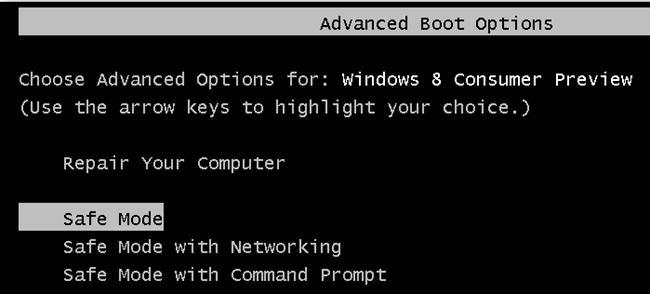 How To Boot Into Safe Mode On Windows 8 (The Easy Way)