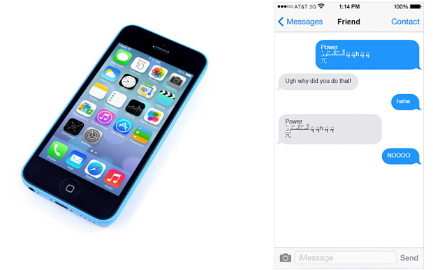 Text message bug can crash your iPhone, iPad, Apple Watch & Mac too