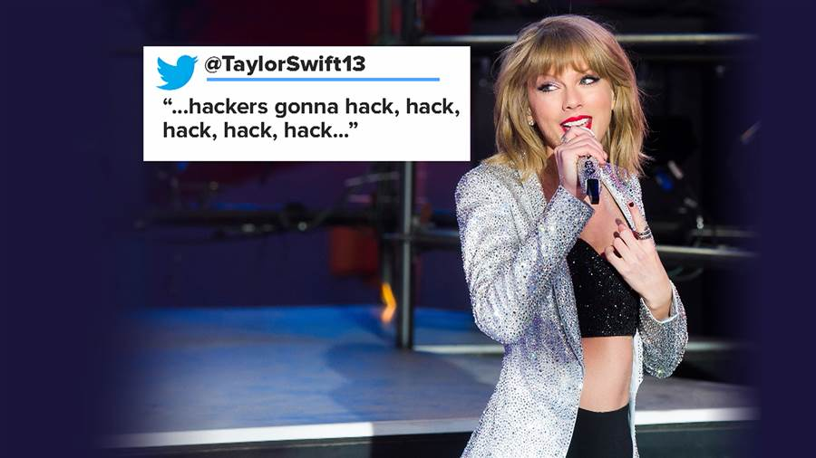 Taylor Swift Hack