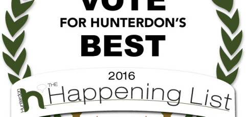 River Net has been nominated on the 2016 Hunterdon Happening List!