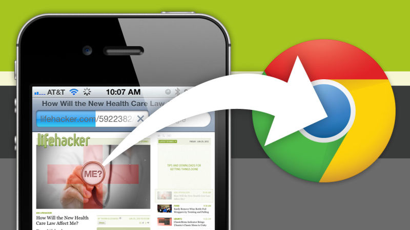 Open in Chrome for iPhone Instead of Safari without Jailbreak