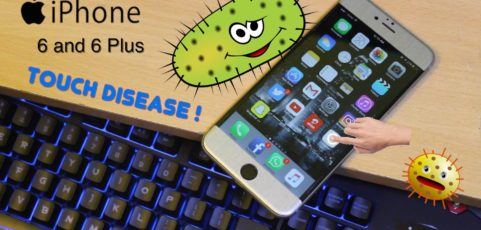 Geniuses Say Apple Knows About iPhone 6 'Touch Disease', Won't Admit It Publicly