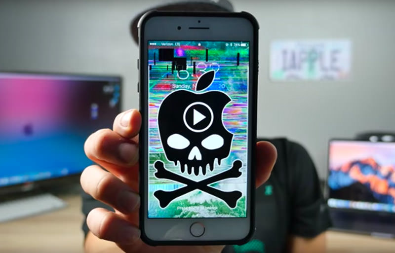 This malicious video is causing iOS devices to crash