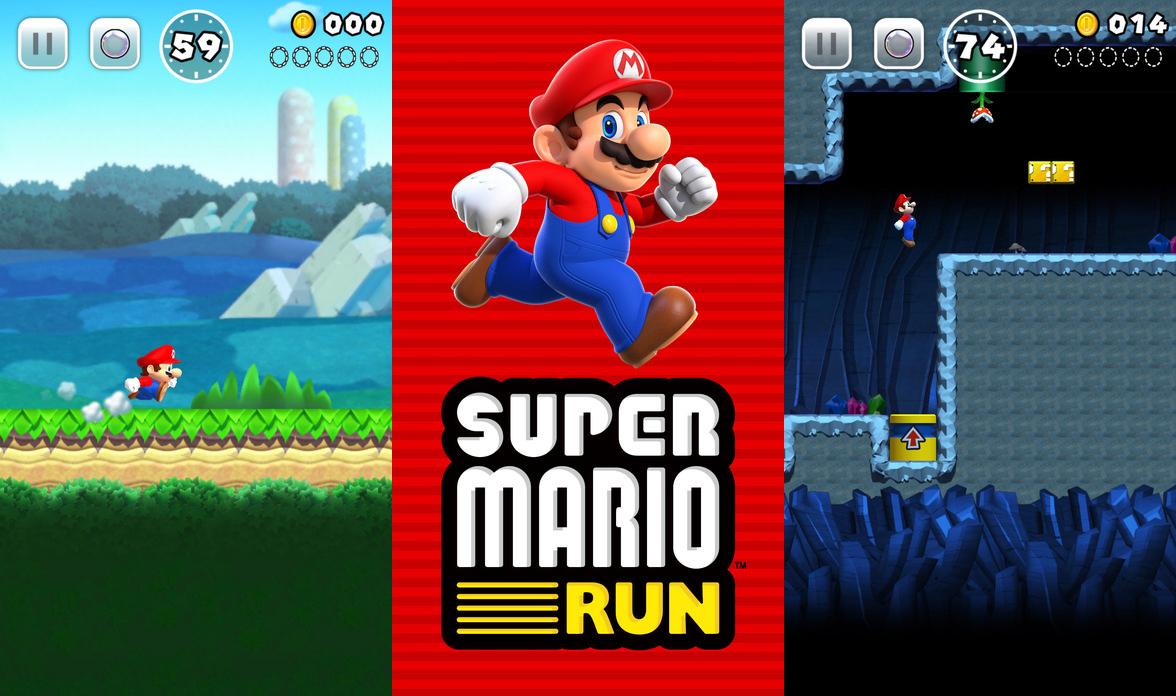 Mario comes to iOS on December 15 for $10