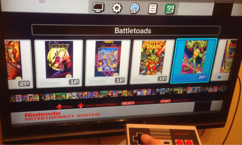 Hackers unlock NES Classic, upload new games via USB cable
