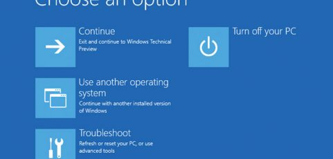 5 Ways to Access Windows 10 Boot Options Menu
