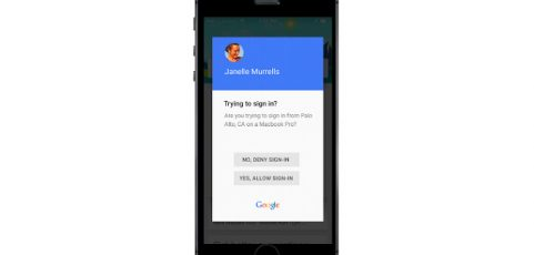 Having a problem signing into Gmail today? Google updates 2-Step Verification