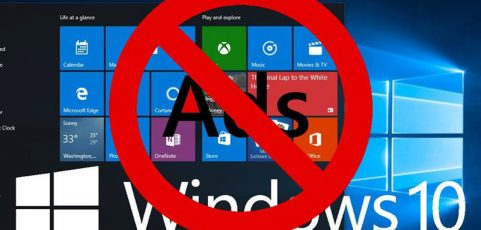 How to Disable All Ads in Windows 10