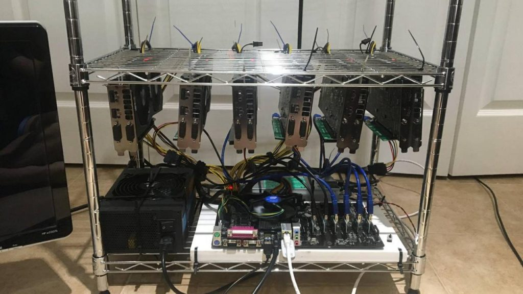 People Are Slinging Overpriced Ethereum Rigs on Craigslist