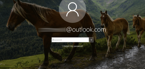 Microsoft Adds Password Recovery Option to Windows 10 Lockscreen