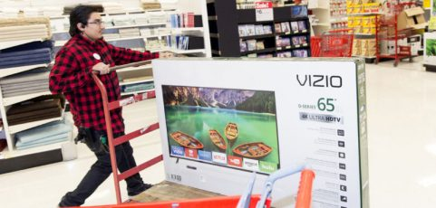 Vizio, sued for making creepy smart TVs, will notify customers via the TVs