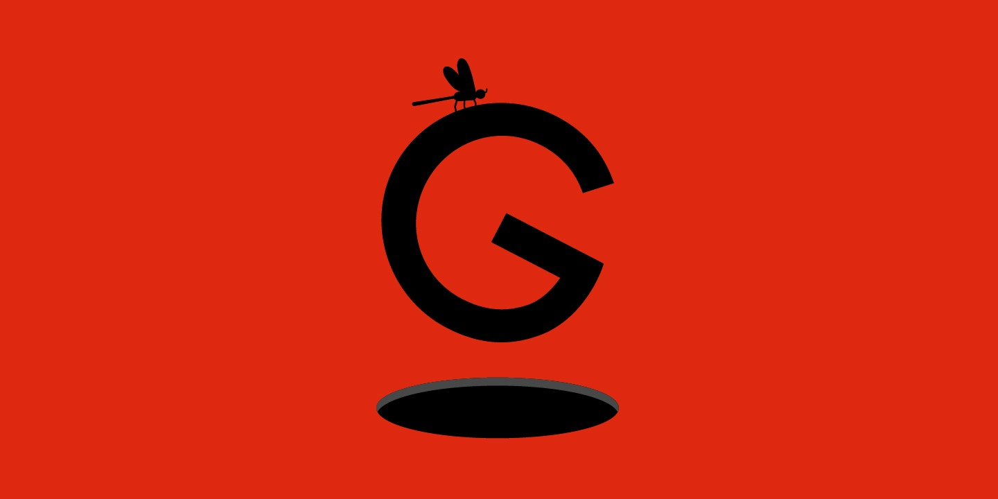 Report: Google suppressed an explosive memo about its Chinese search engine