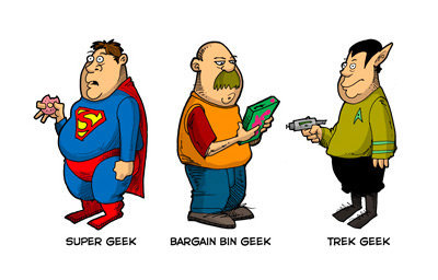 8 Tell-Tale Signs You're A Geek