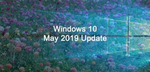 Windows 10 May 2019 Update 1903 now rolling out to everyone… slowly