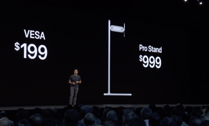 A $999 monitor stand is everything wrong with Apple today
