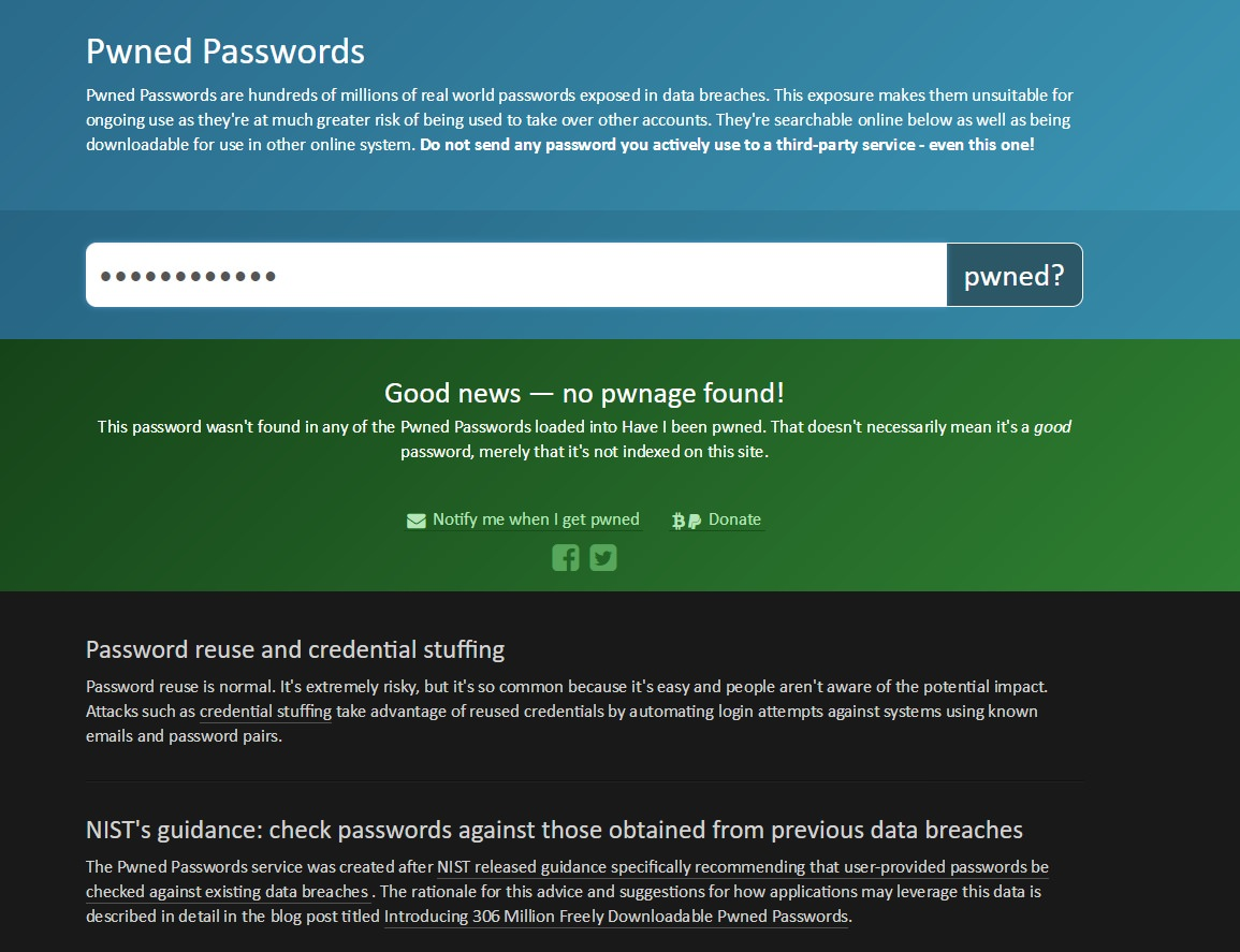 This Site Knows If Your Accounts Have Been Hacked