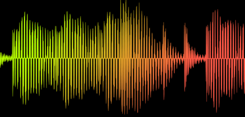 WAV audio files are now being used to hide malicious code