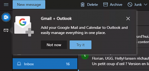 Microsoft is bringing Gmail, Google Drive, and Calendar to Outlook.com