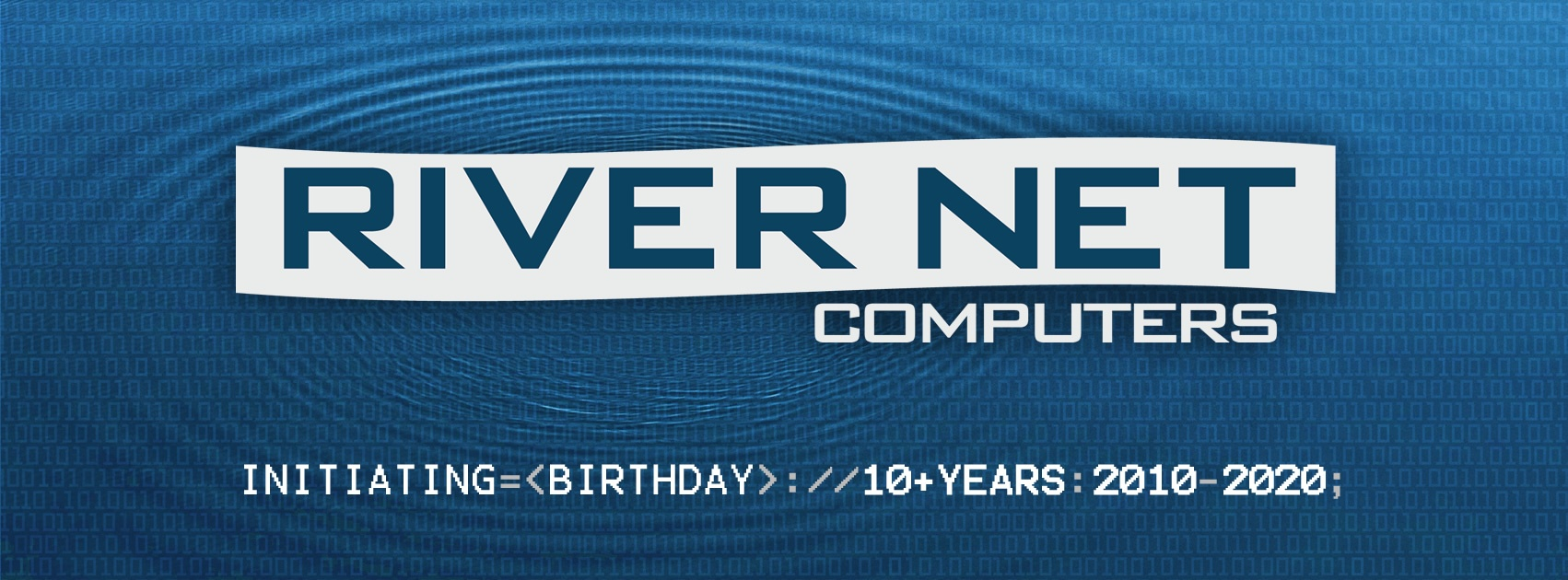 River Net Computers 10 year anniversary
