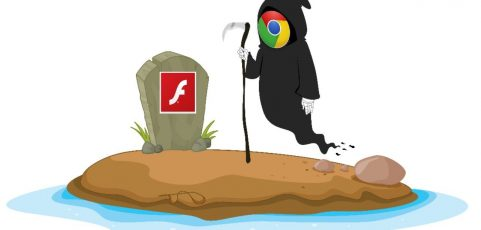 The rise and fall of Adobe Flash
