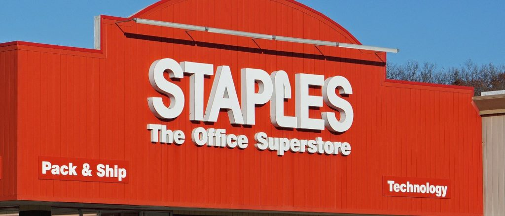 Staples discloses data breach exposing customer info