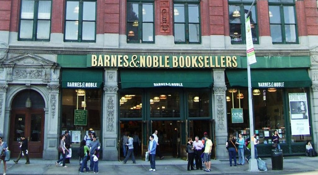 Barnes & Noble hit by cyberattack that exposed customer data