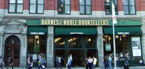 Barnes & Noble hit by cyberattack