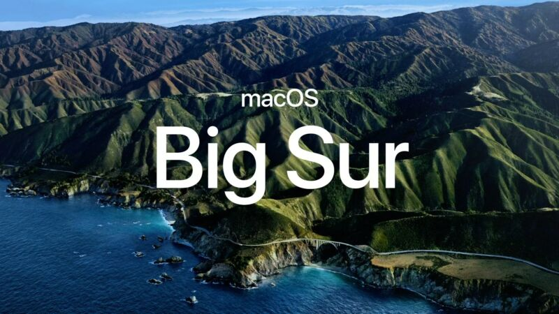 macOS Big Sur launch appears to cause temporary slowdown in even non-Big Sur Macs