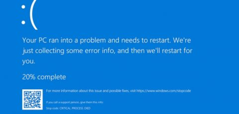 Printing causing Windows 10 to crash: Here is a temporary fix