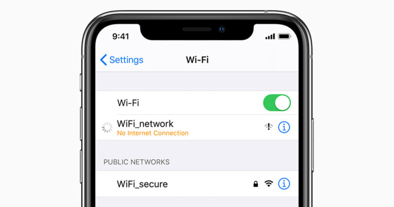 Malicious Wi-Fi networks can mess with your iPhone