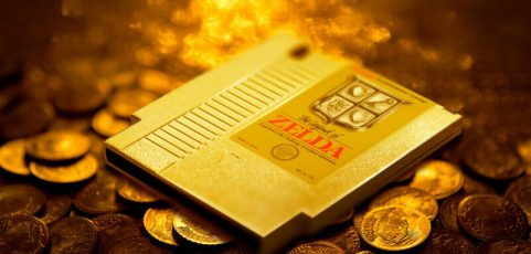 World record for most expensive video game auction is now $1.56 million